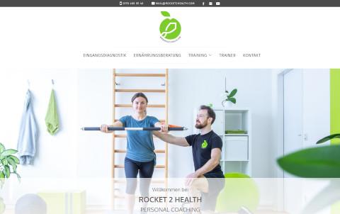 Webdesign Projekt #3 / Kunden-Webseite