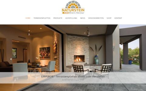 Webdesign Projekt #7 / Kunden-Webseite