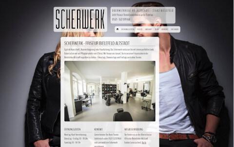 Webdesign Projekt #4 / Kunden-Webseite